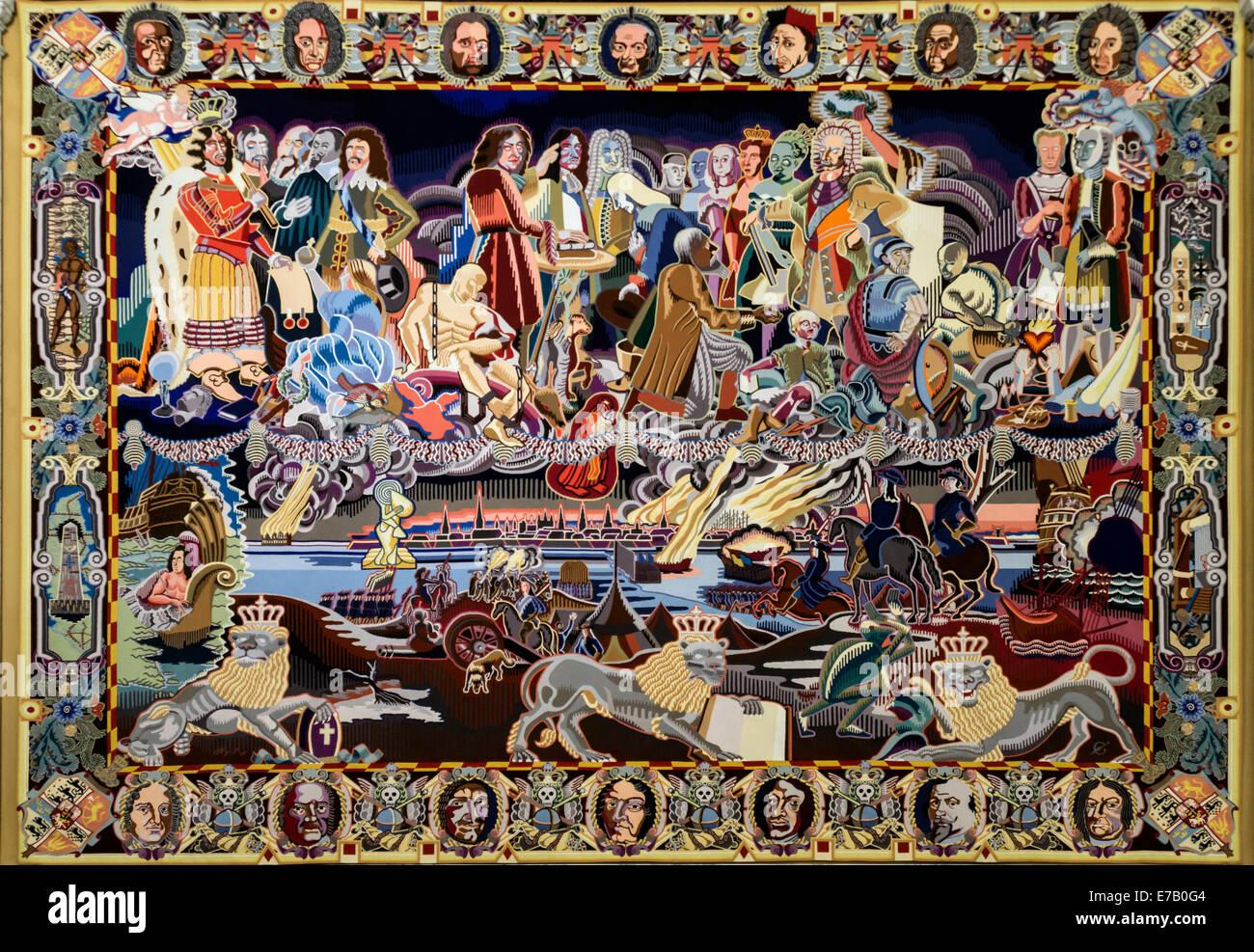 Bjorn Norgaard S Tapestry Older Absolutism