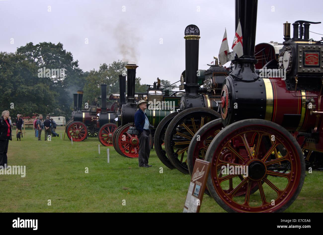 Steam Engine Display Stock Photos & Steam Engine Display