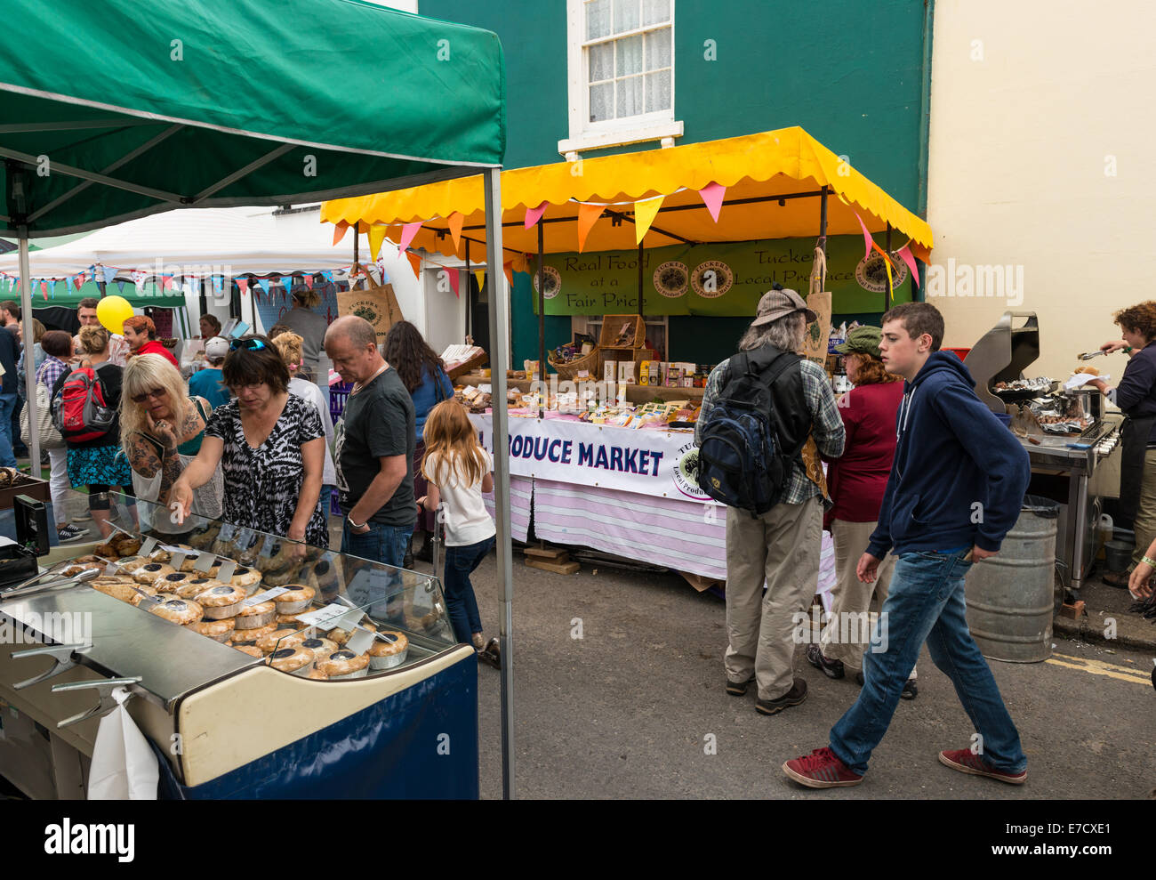 Devon Food Market