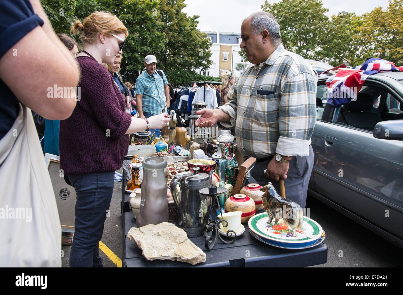 Holcot Car Boot Sale