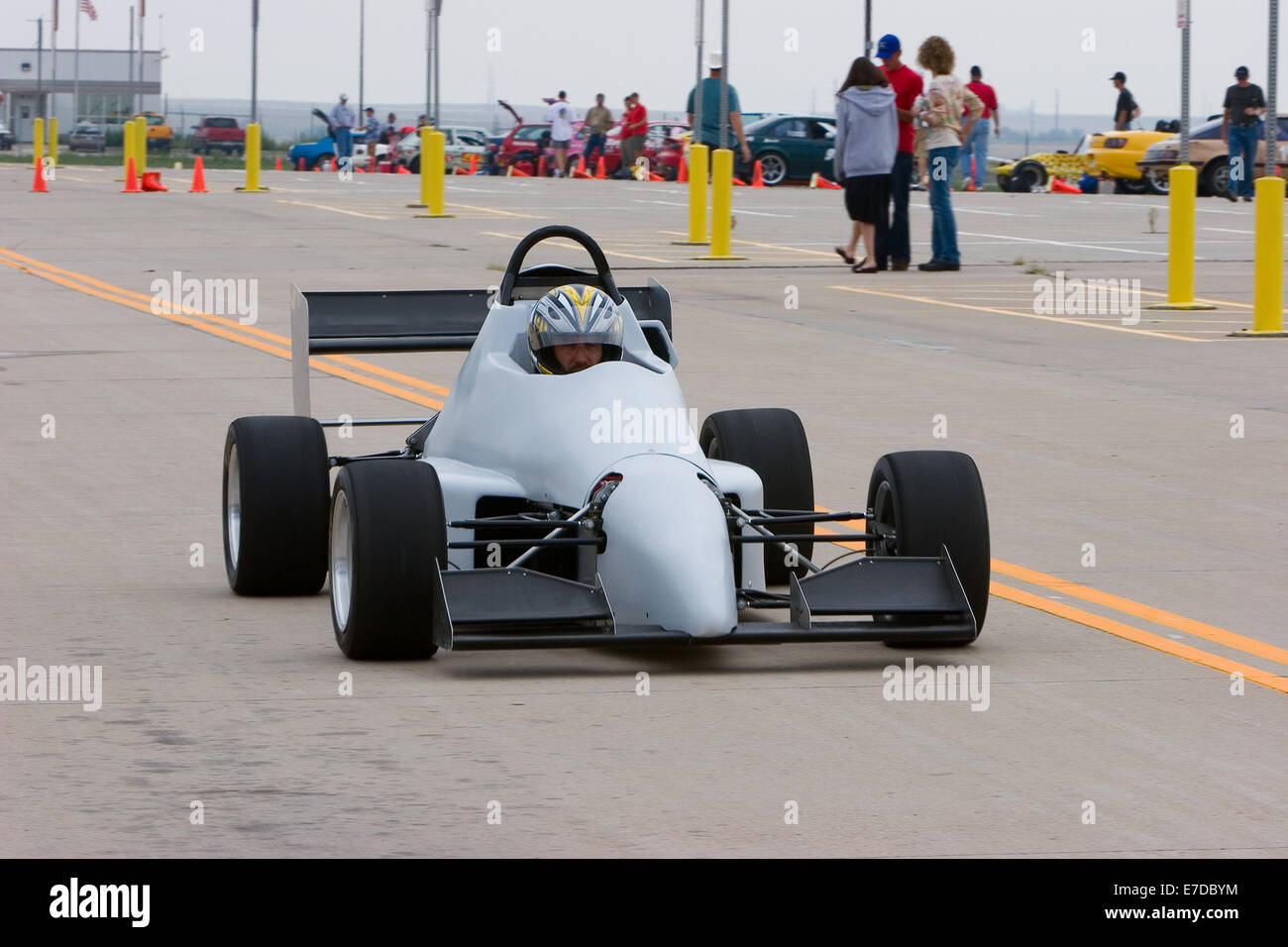 A B Modified Autocross Race Car In Regional Sports Club Of America SCCA Event