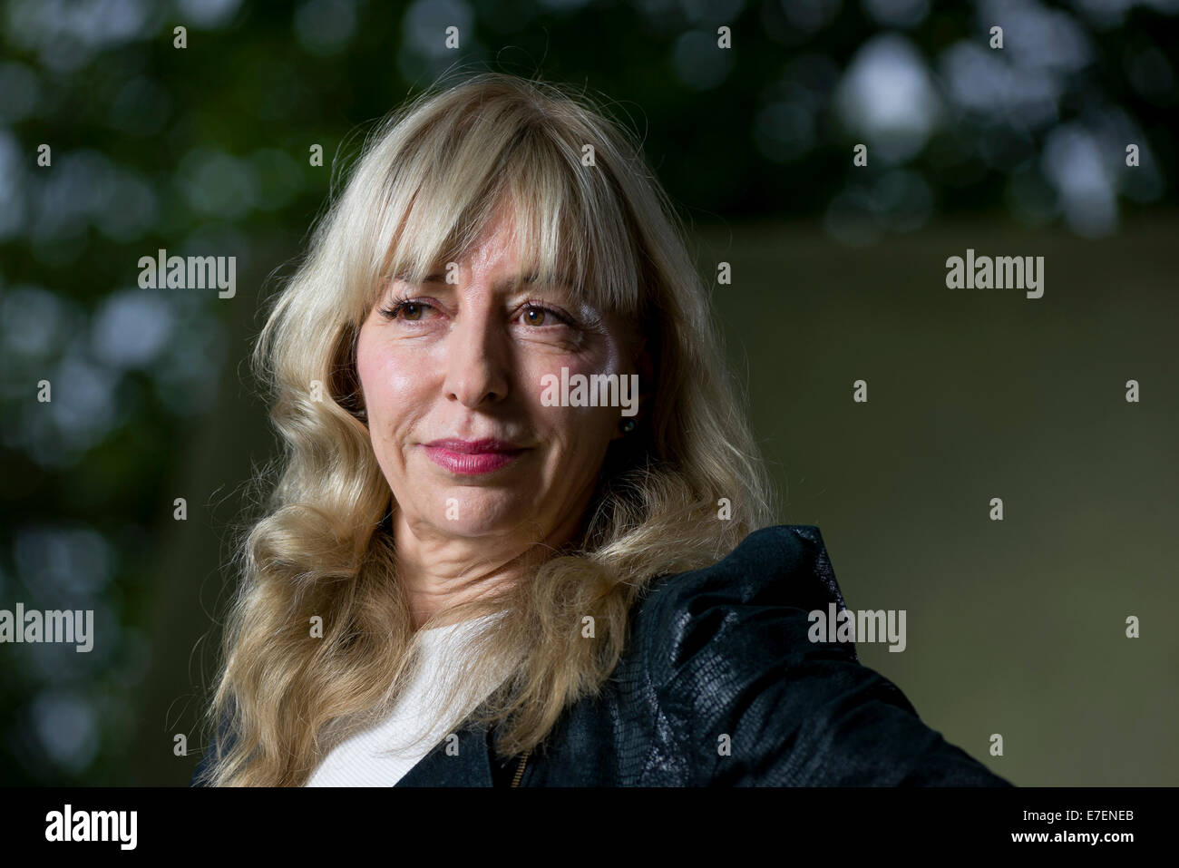 British scientist, writer, broadcaster, and member of the House of Lords Susan Greenfield, Baroness Greenfield, - Stock Image