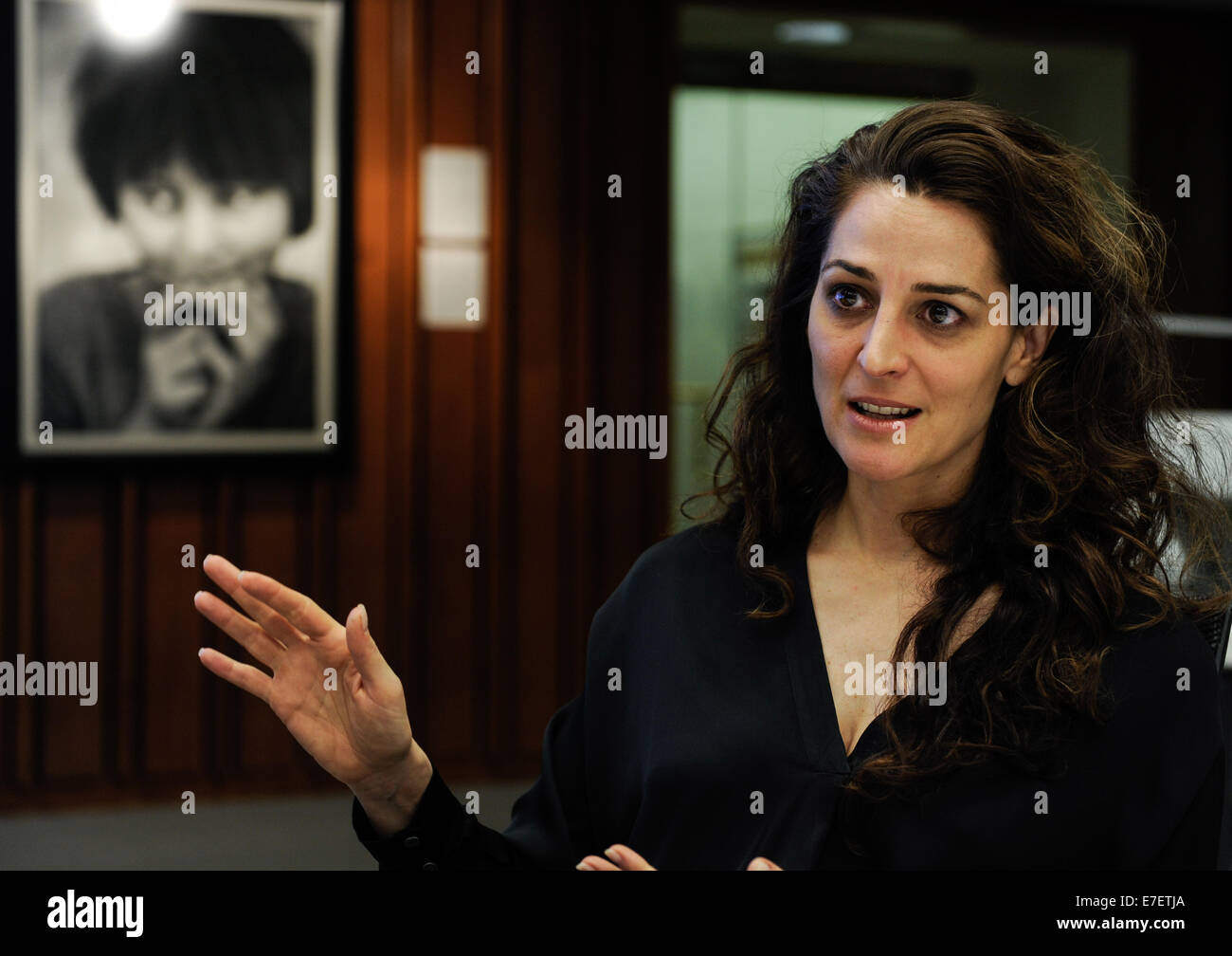 Washington, DC, USA. 15th Sep, 2014. Melanie Walker, senior adviser to the World Bank Group President Jim Yong Kim, Stock Photo