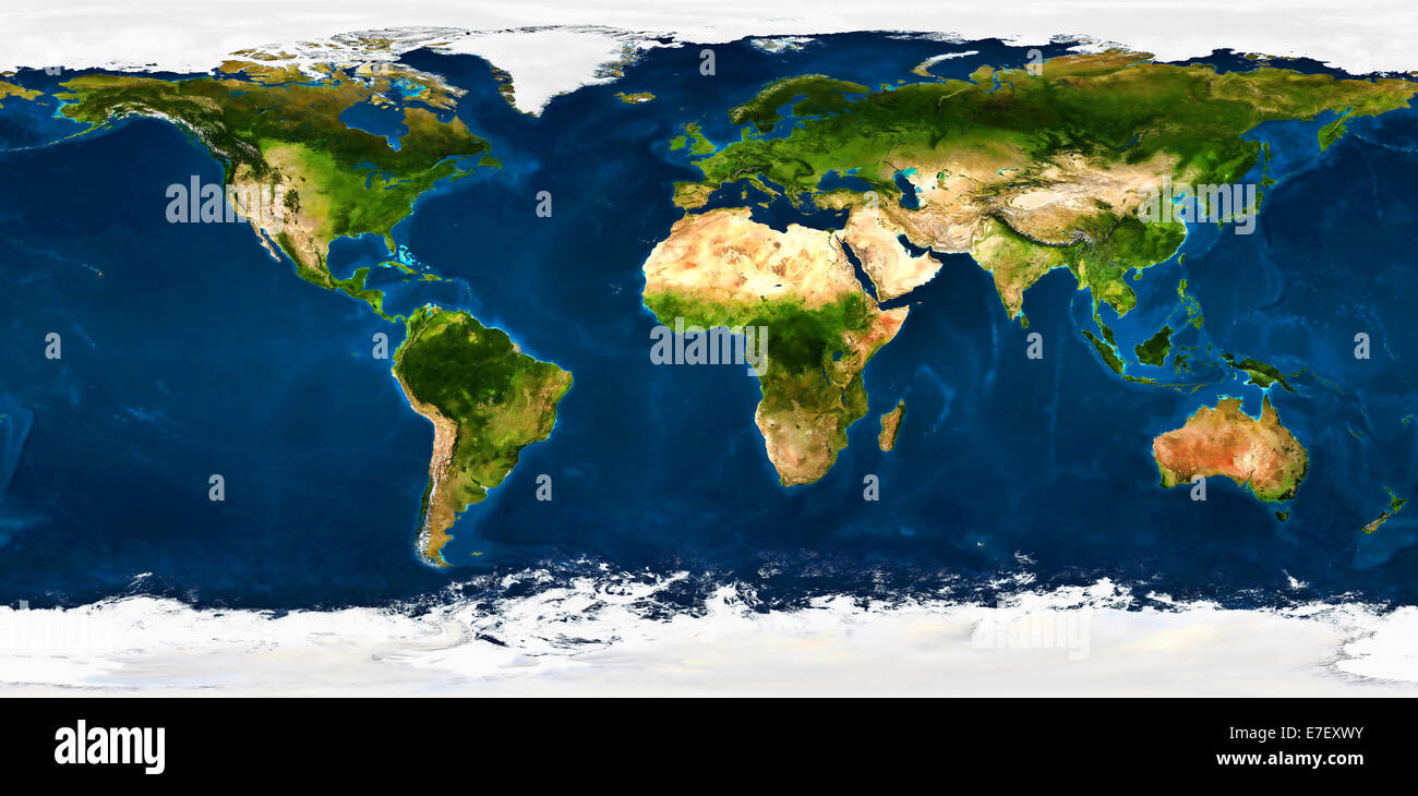 Extra large size physical world map illustration image has been extra large size physical world map illustration image has been created from 90 smaller pieces merged in to one huge picture gumiabroncs Gallery
