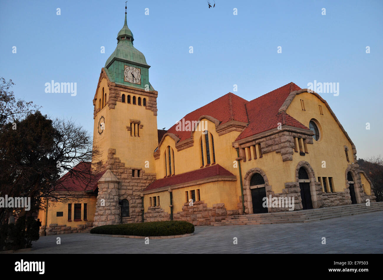 In Qingdao Stock Photos & In Qingdao Stock Images - Alamy
