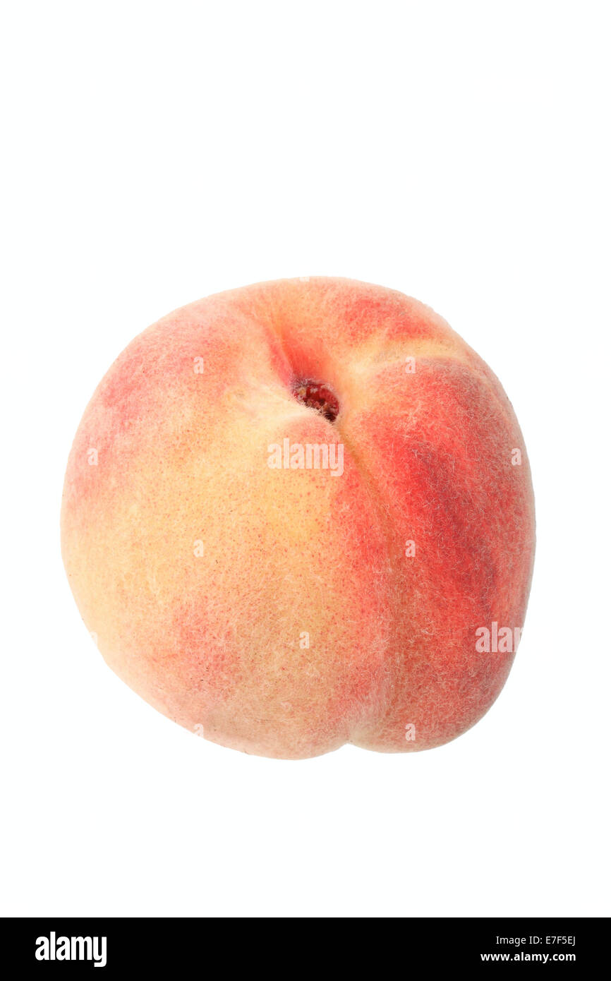 Peach - Stock Image