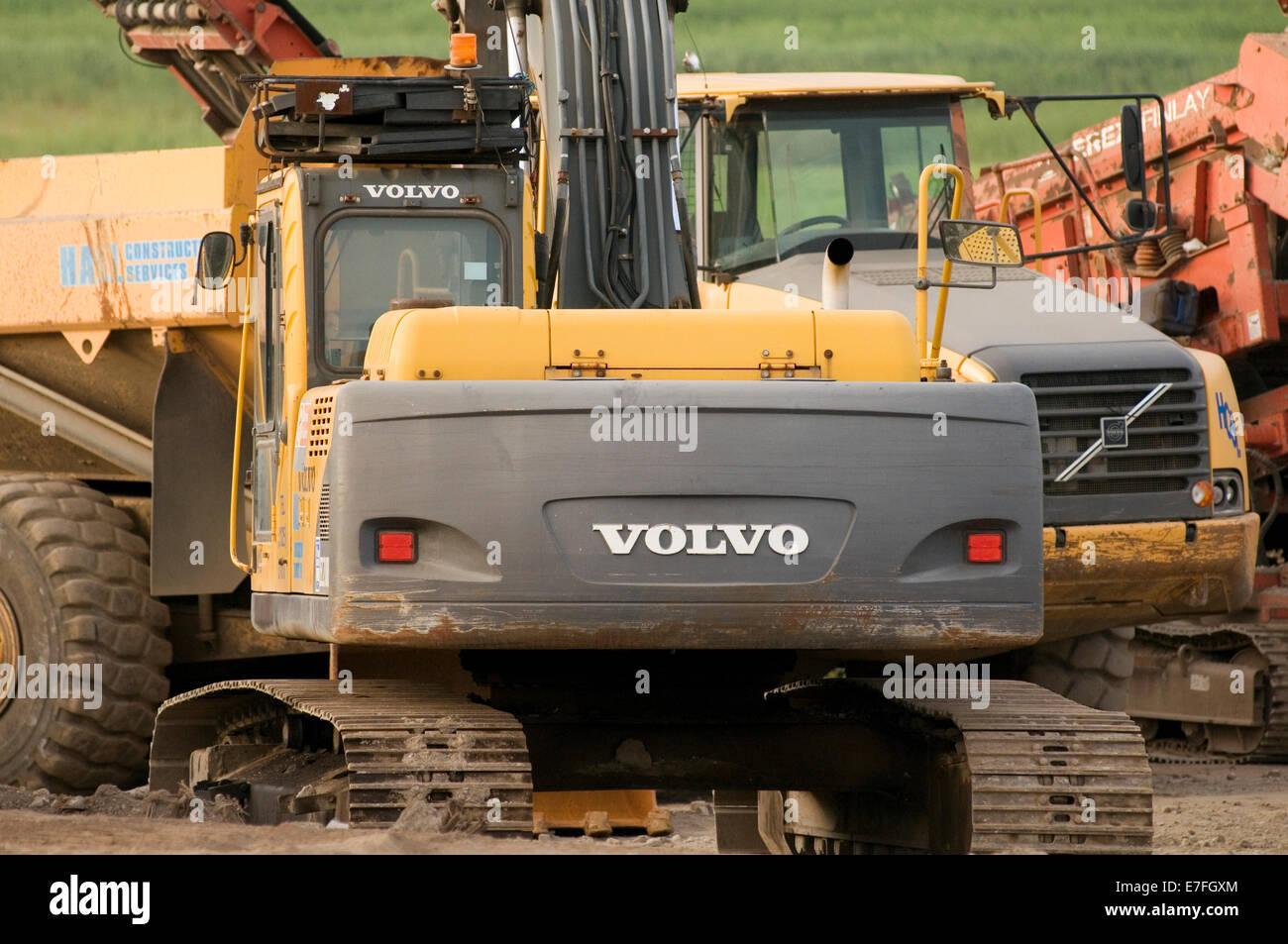 Volvo excavator factory in Kaluga 21