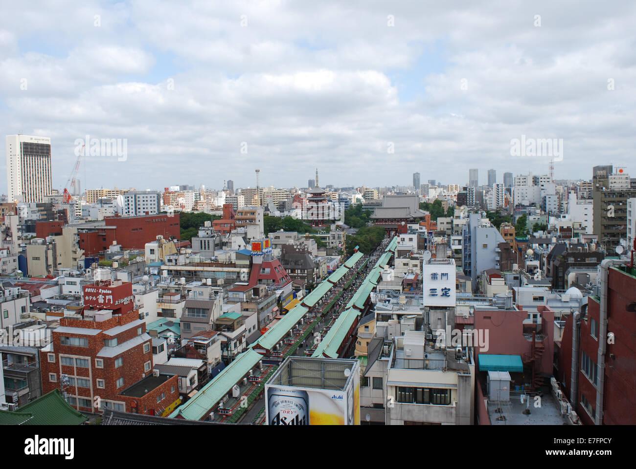 Tokyo, Japan, 2014 - Stock Image