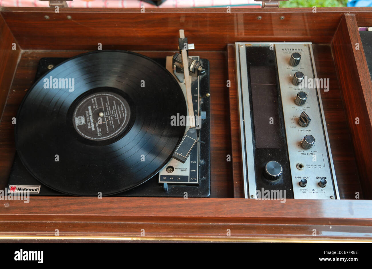 vinyl for sale old music stock photos vinyl for sale old music stock images alamy. Black Bedroom Furniture Sets. Home Design Ideas