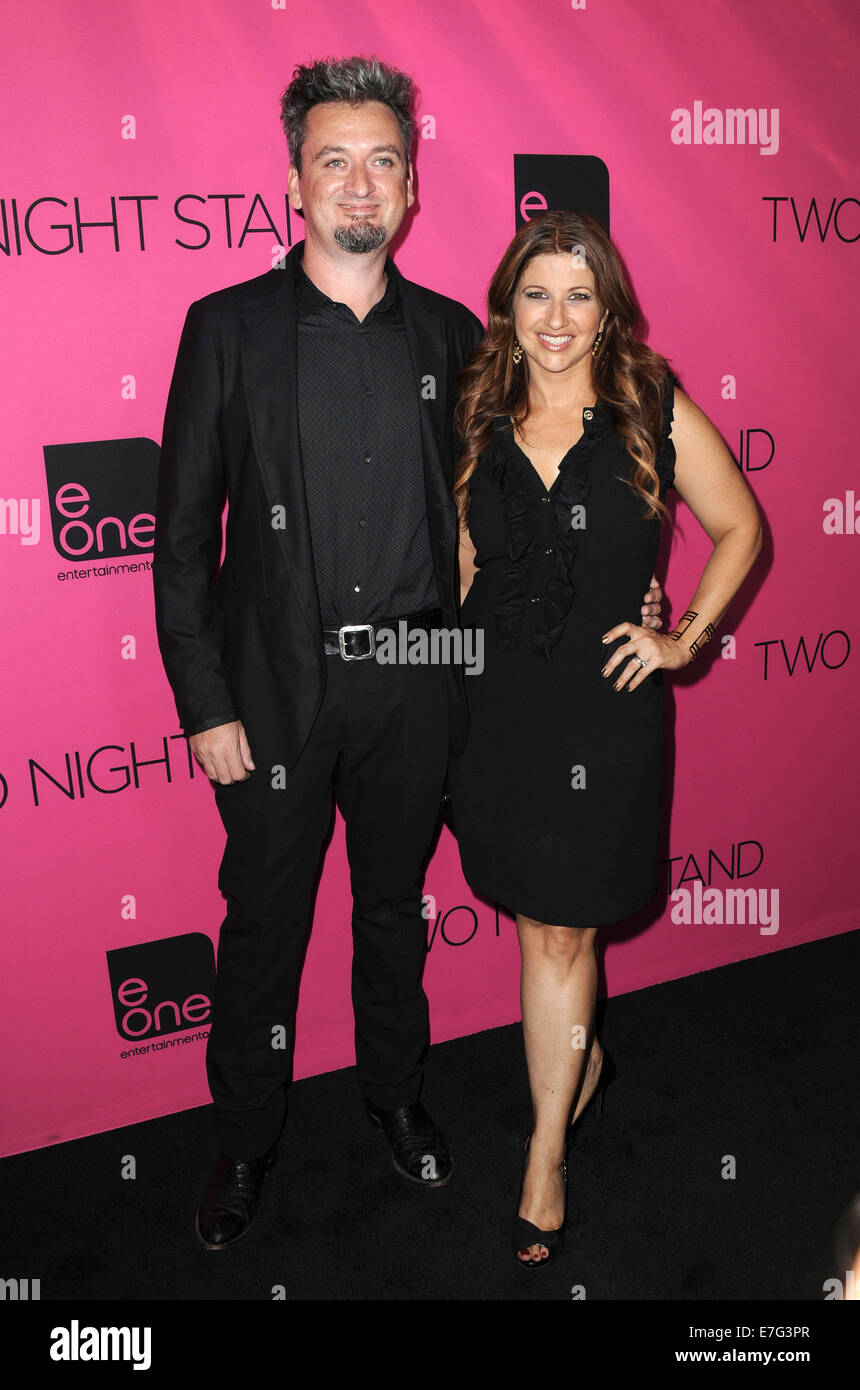 Los Angeles, California, USA. 16th Sep, 2014. Max Nichols ...