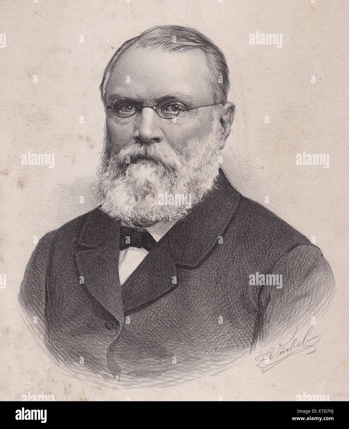 Karl Johann Ignaz Ritter von Wilhelm Dietrich - Stock Image