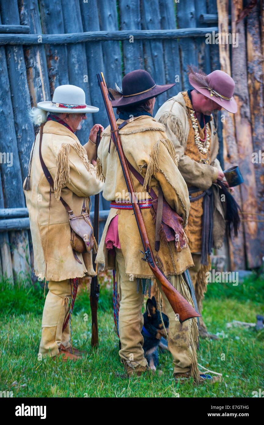 Fort bridger rendezvous