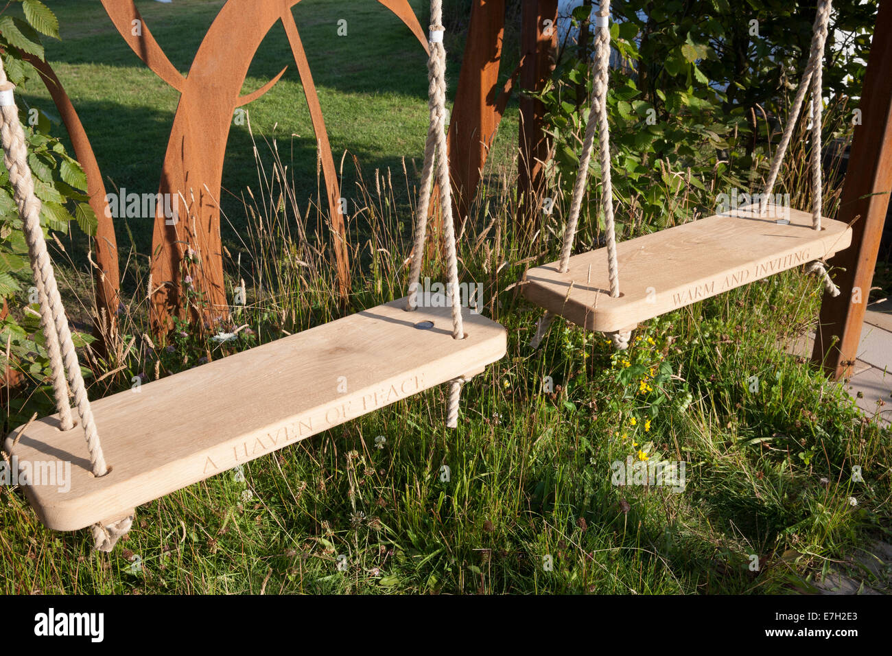 Swing Seating Stock Photos & Swing Seating Stock Images - Alamy