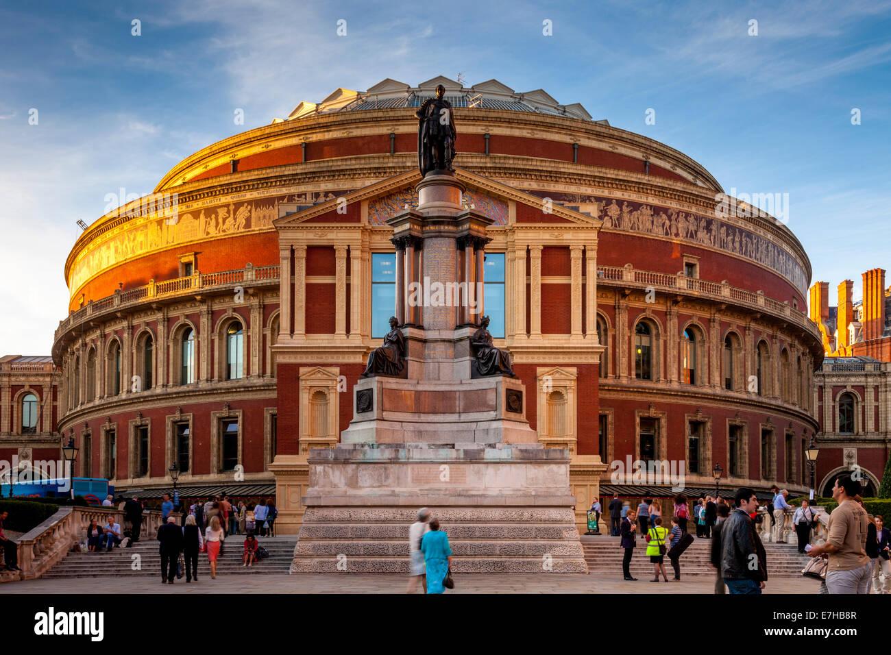 The Royal Albert Hall, Kensington, London, England - Stock Image