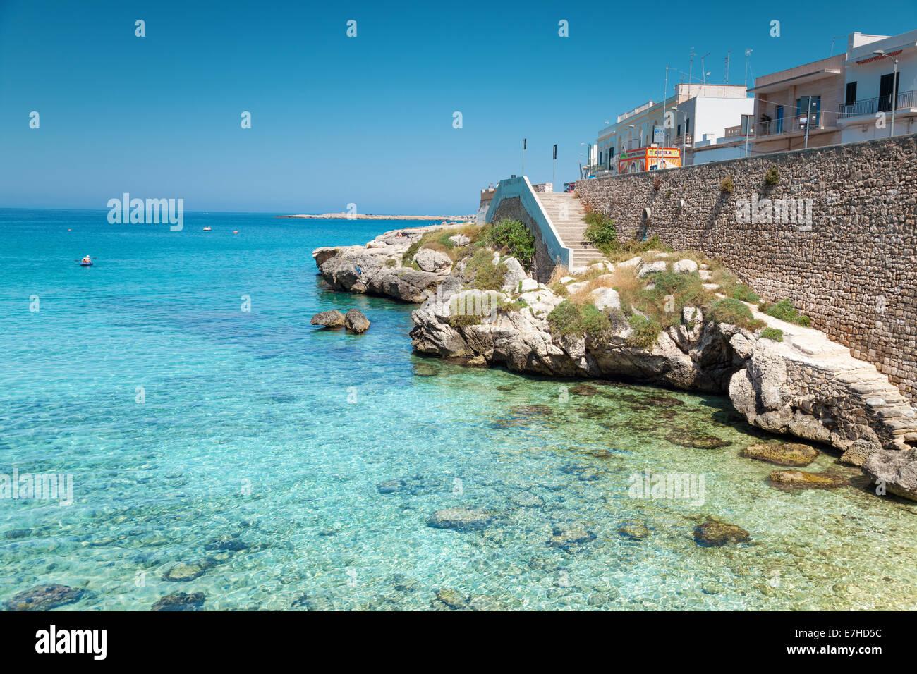 Santa Maria Del Bagno Pesche.Gallipoli Puglia Stock Photos Gallipoli Puglia Stock Images Alamy
