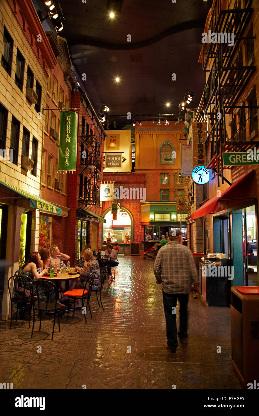 Bars Cafes And Restaurants At Greenwich Village New York New