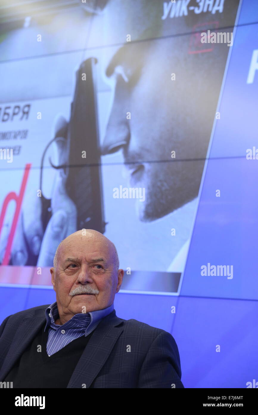 Director Stanislav Govorukhin called the word Russian disgusting 11/17/2016 51