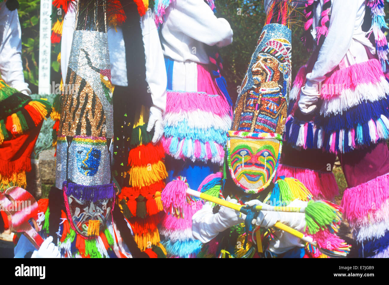 Goombeys, Spring Fever Fest, Warwick, Bermuda - Stock Image