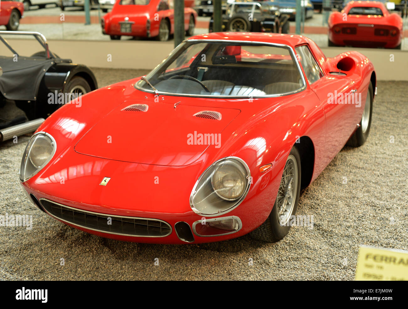 ferrari collection stock photos ferrari collection stock images alamy. Black Bedroom Furniture Sets. Home Design Ideas