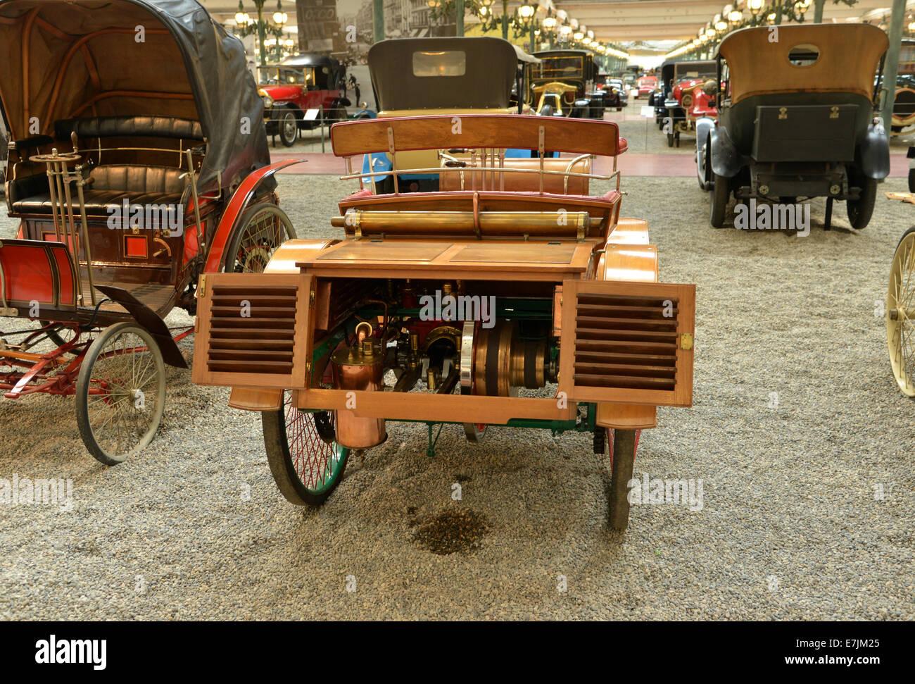 Steam Car France Stock Photos & Steam Car France Stock Images - Alamy