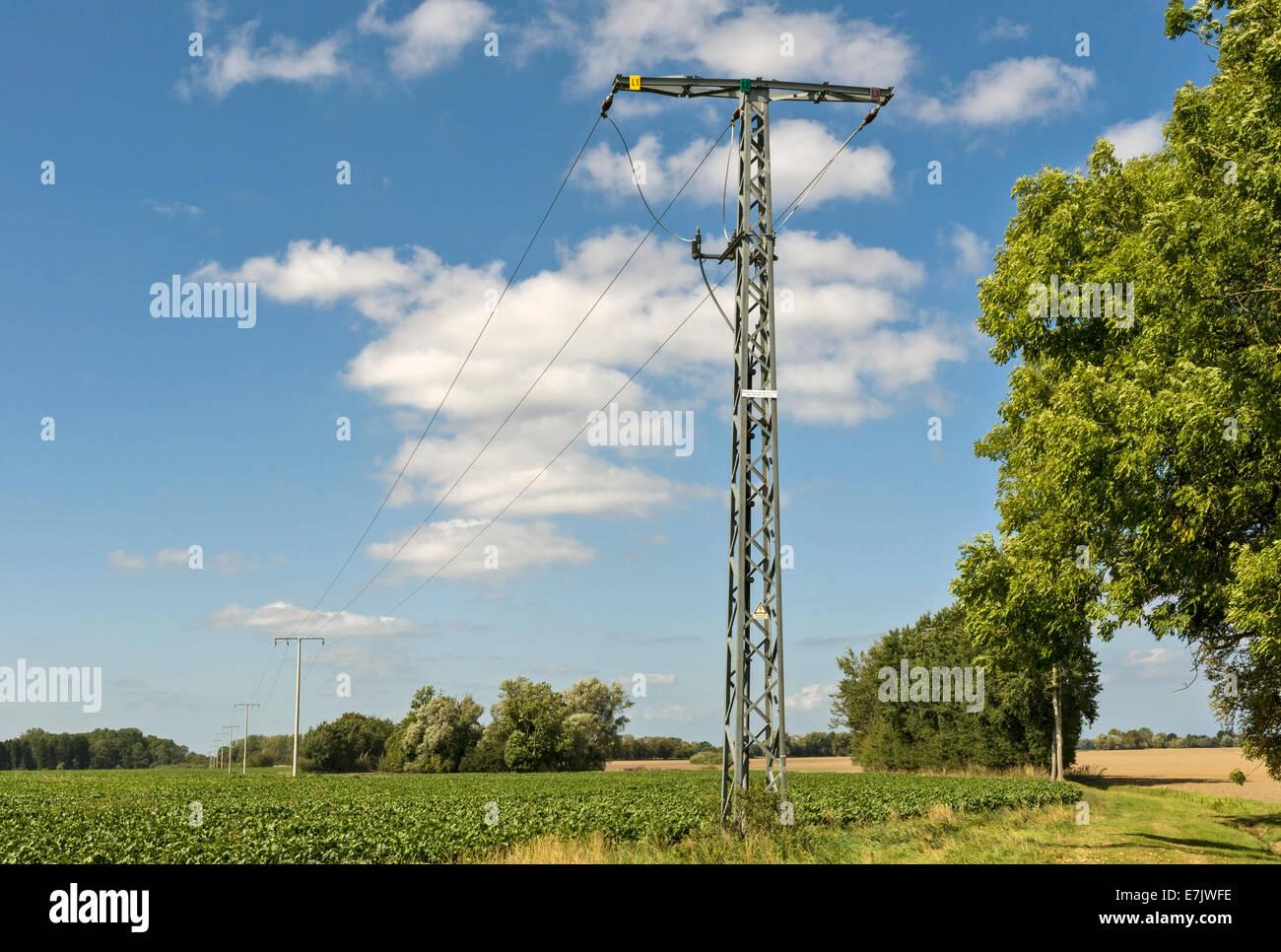 Underground Power Supply Stock Photos & Underground Power Supply ...