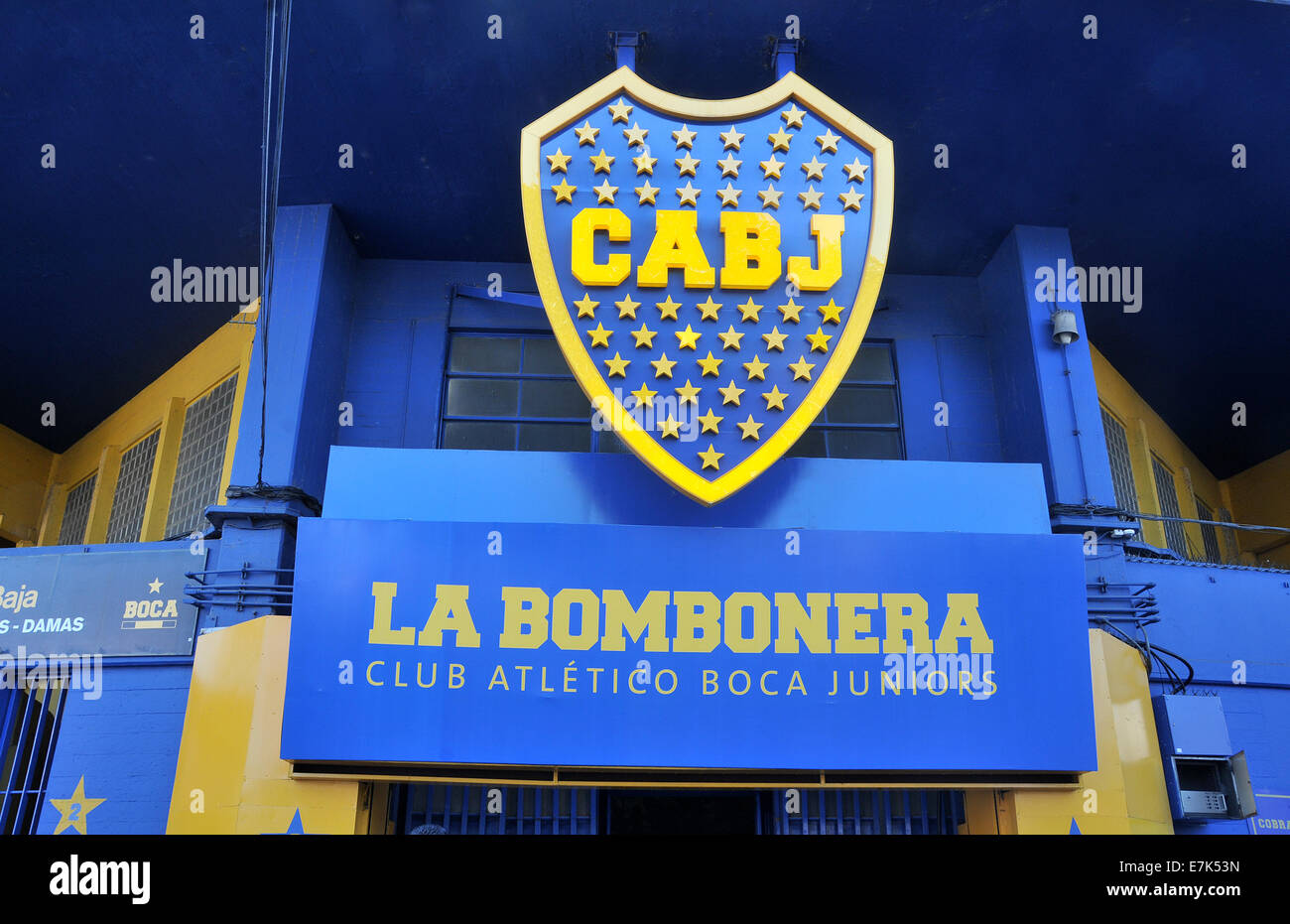 Boca Juniors: Bombonera Stock Photos & Bombonera Stock Images