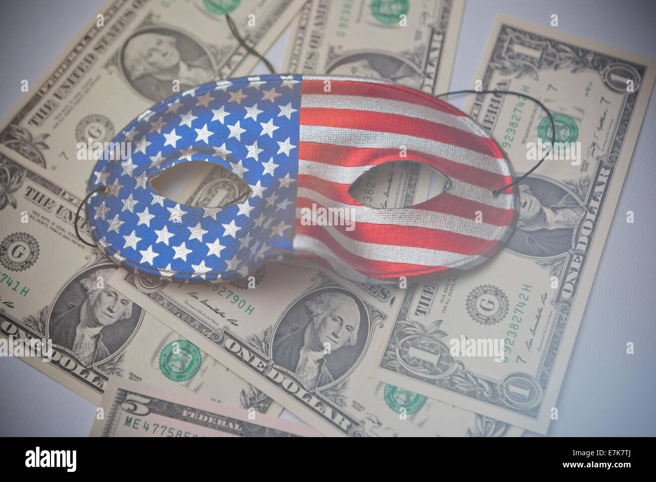 Global currency super power struggle foreign exchange stock trading market USA China globalisation brexit fraud - Stock Image
