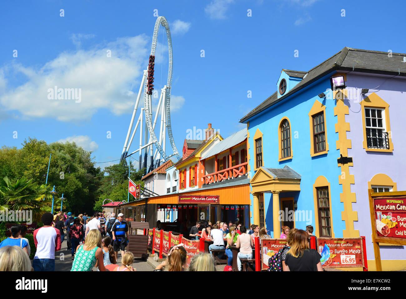 New Restaurants At Cedar Point
