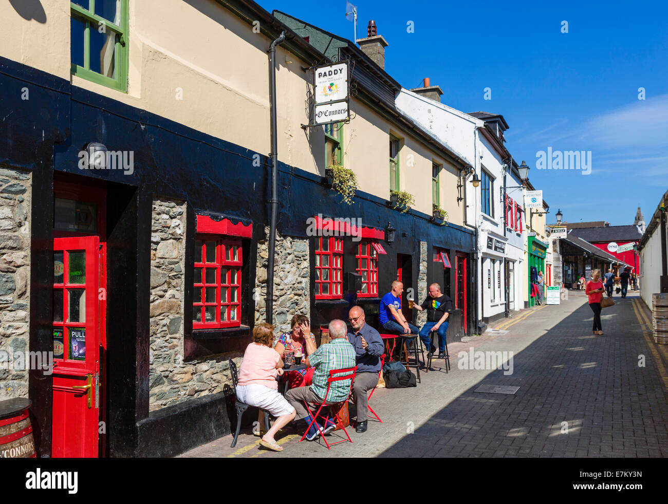 14fe5fe123670 Traditional pub on New Market Lane in the town centre, Killarney, County  Kerry, Republic of Ireland