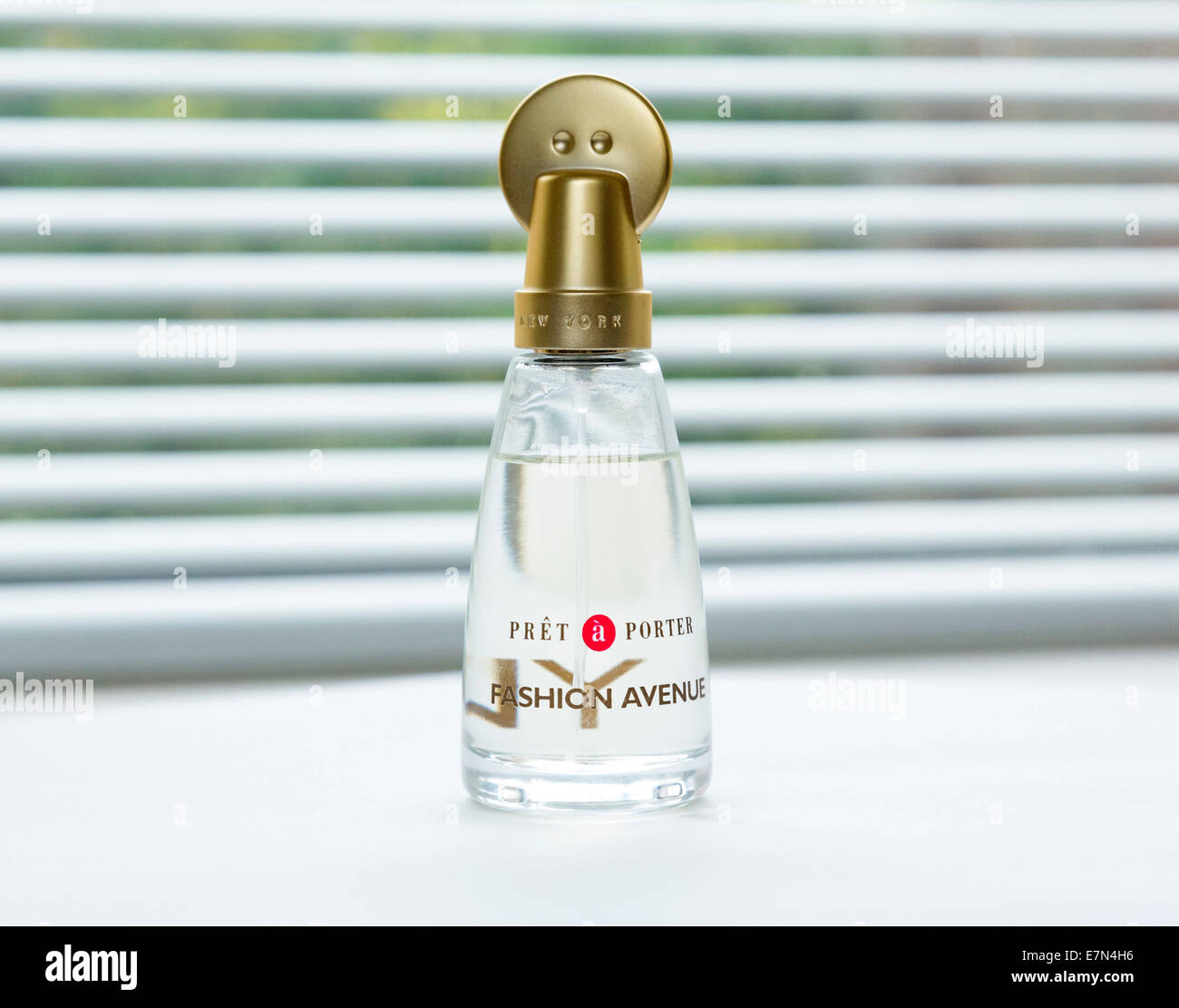 Pret A Porter FASHION AVENUE perfume bottle - Stock Image