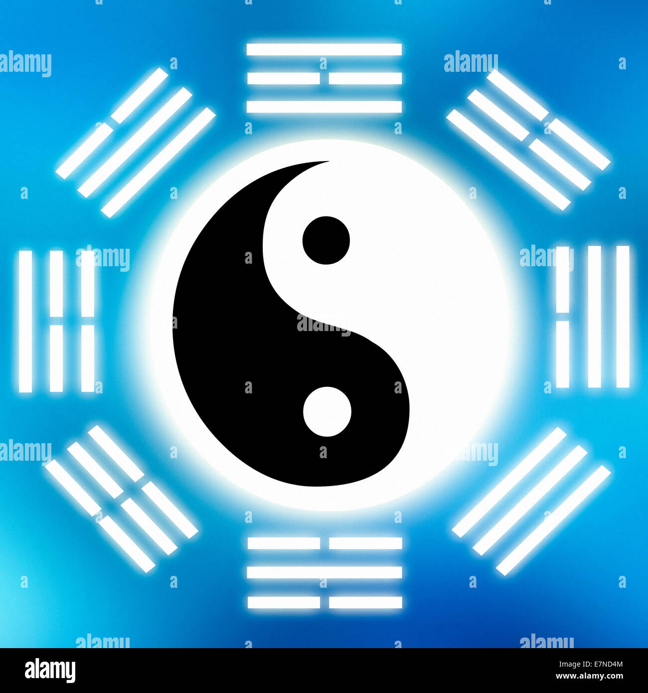 Yin Yang Symbols Stock Photos Yin Yang Symbols Stock Images Alamy