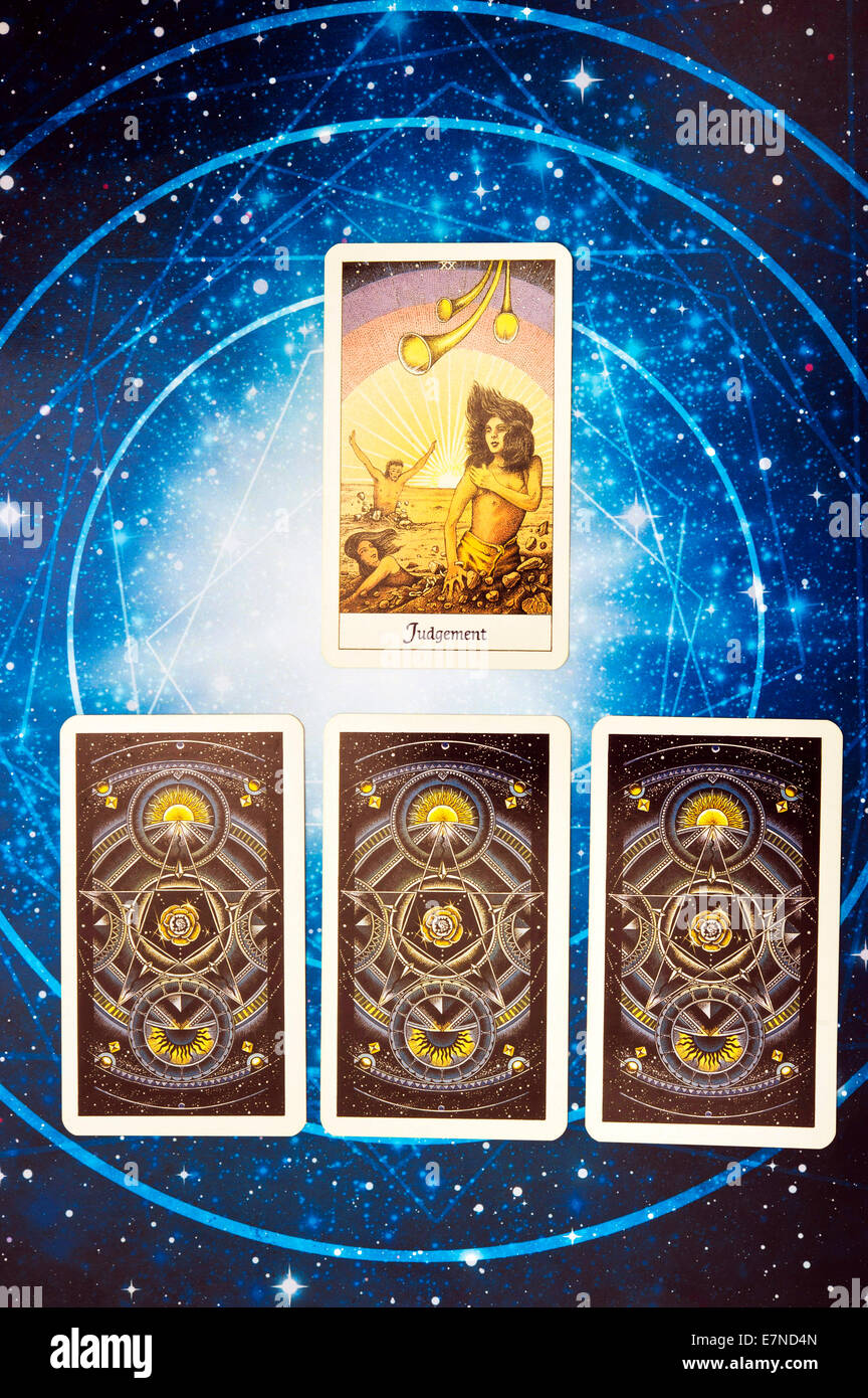 Tarot Reading Stock Photos & Tarot Reading Stock Images