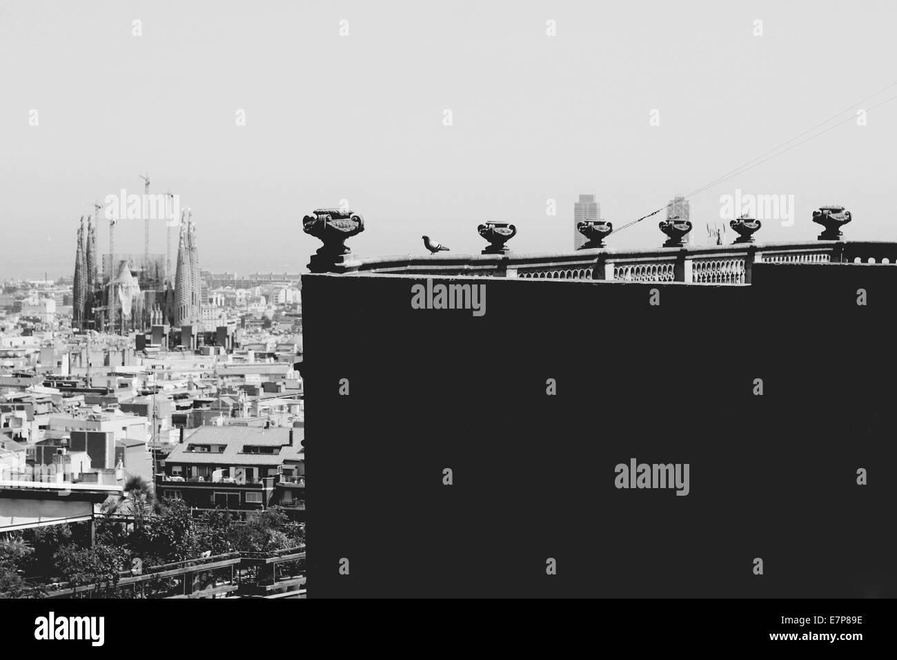 Barcelona - Stock Image