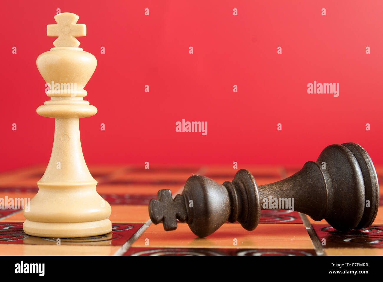 Chess - Stock Image