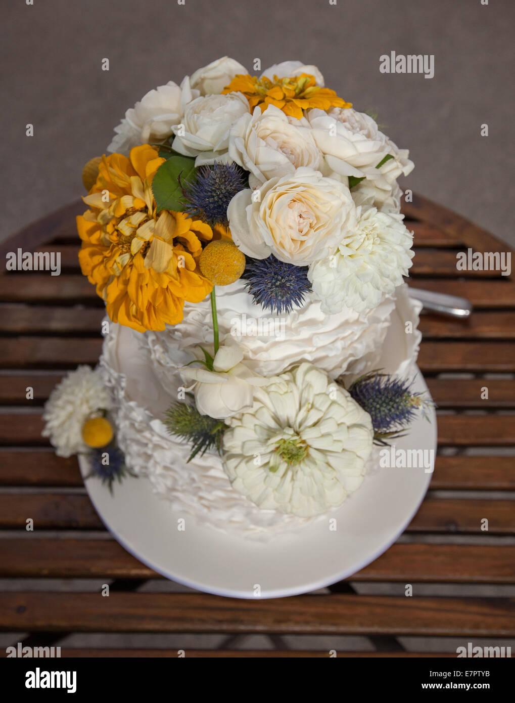 Wedding Cake Australia Stock Photo 73646591 Alamy