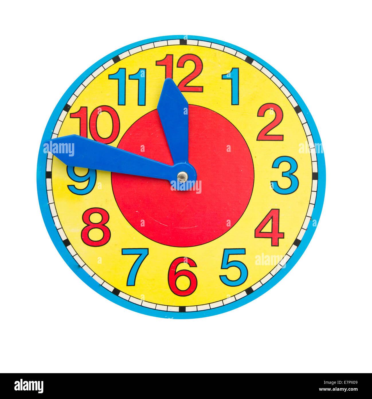 Cartoon Clock Stock Photos & Cartoon Clock Stock Images - Alamy