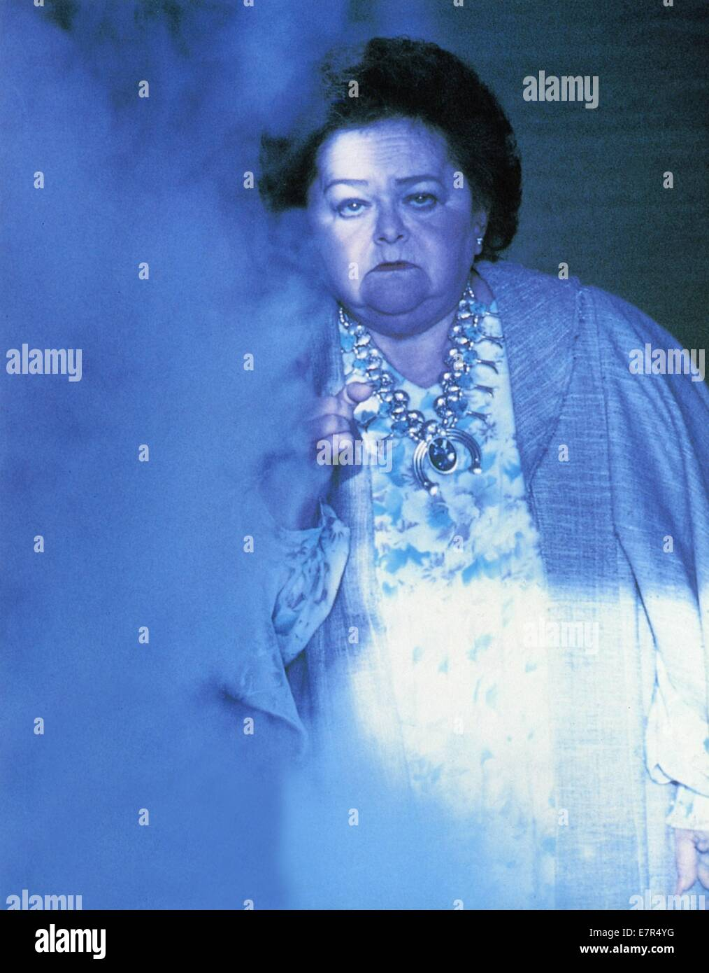 Poltergeist III  Year : 1988 USA Director : Gary Sherman Zelda Rubinstein - Stock Image