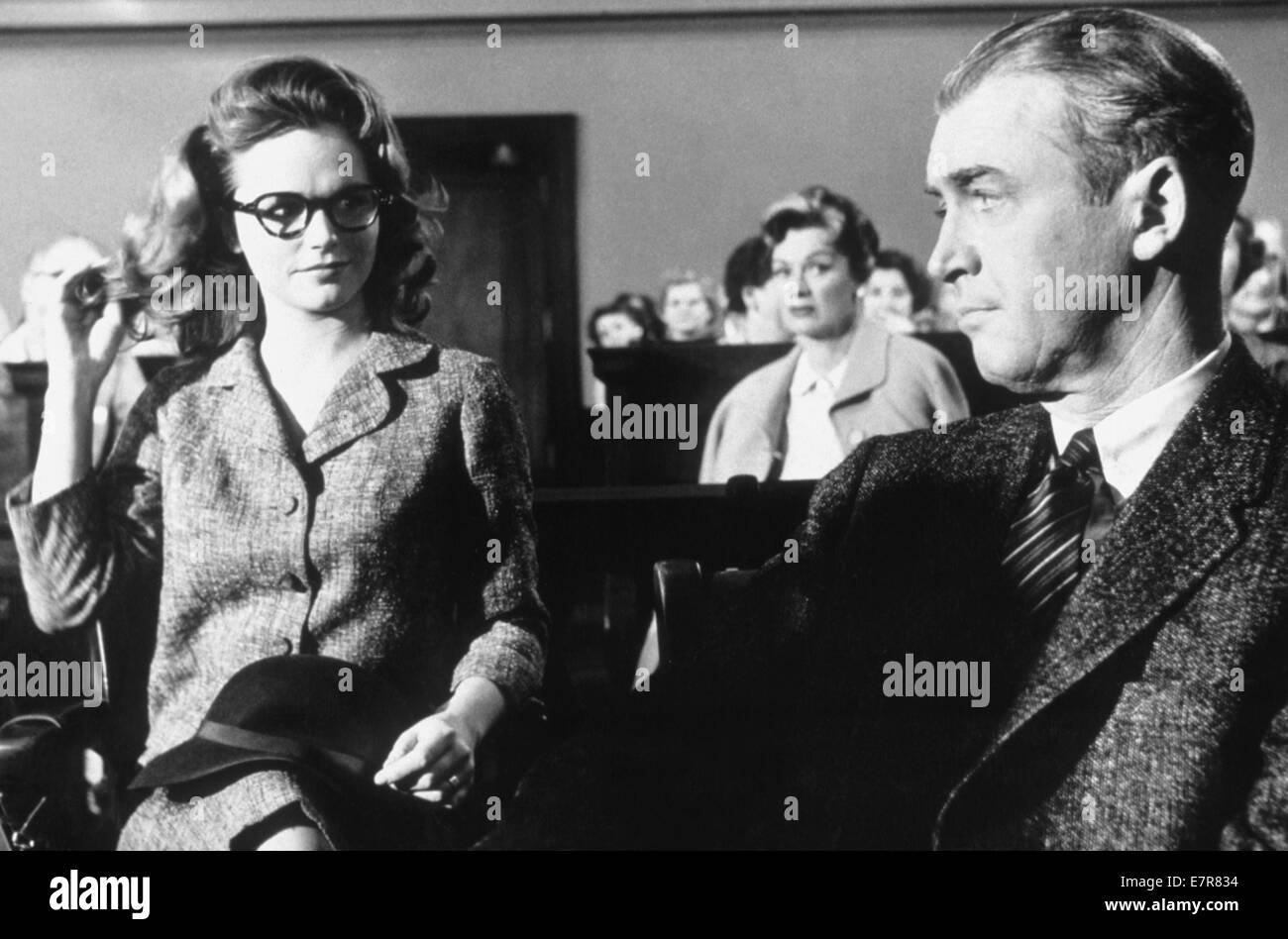 Anatomy Of A Murder 1959 Lee Remick Stock Photos & Anatomy Of A ...