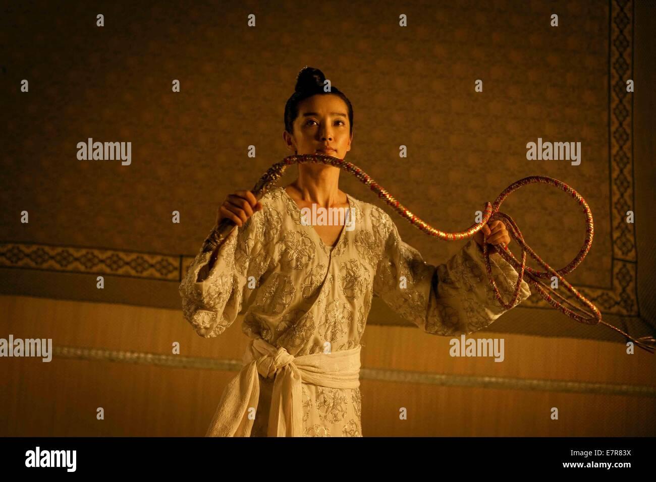 Di Renjie: Tong tian di guo Detective Dee and the Mystery of the Phantom Flame Year : 2010 China / Hong Kong Director - Stock Image