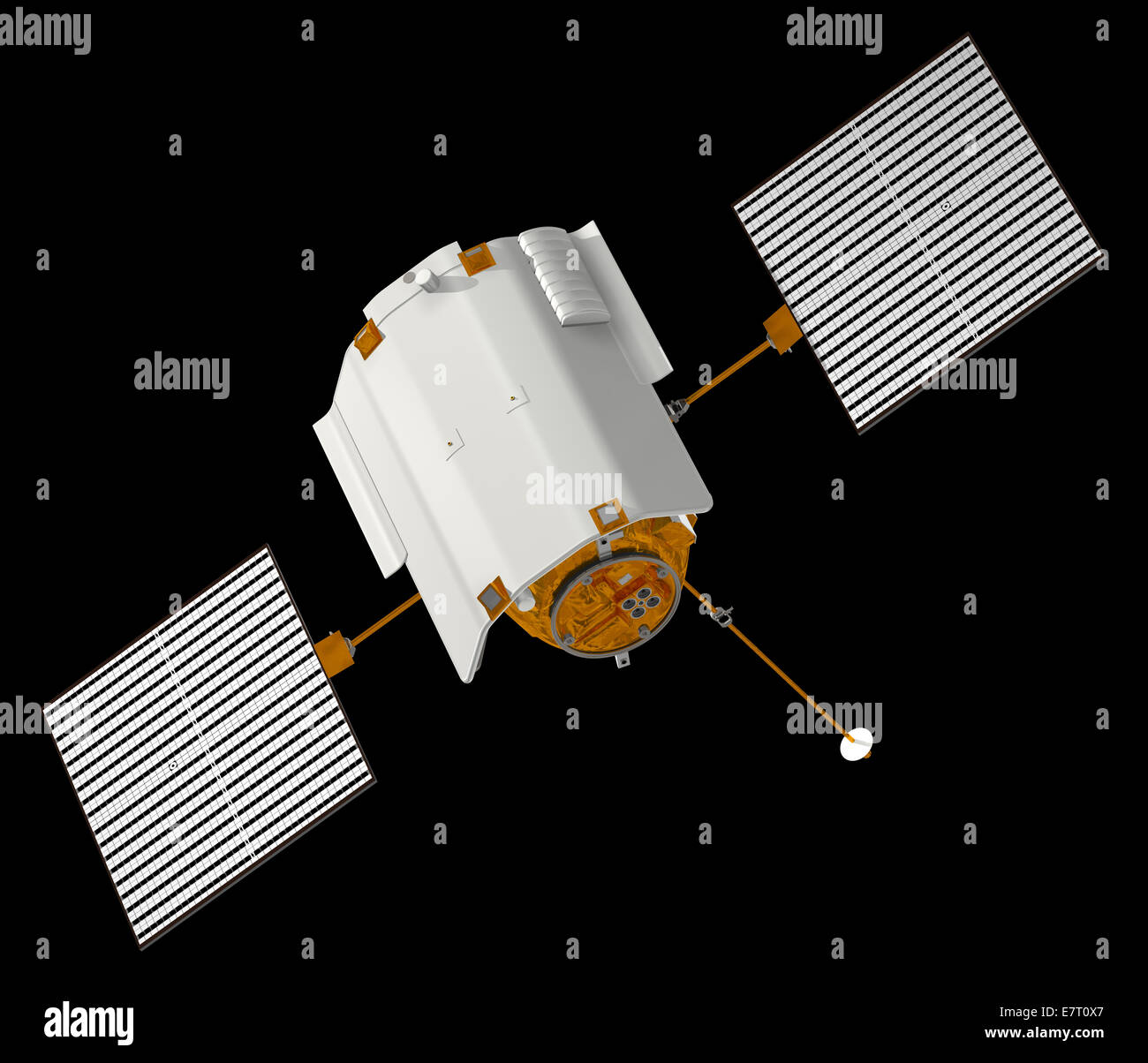 Spacecraft 'Messenger'. - Stock Image