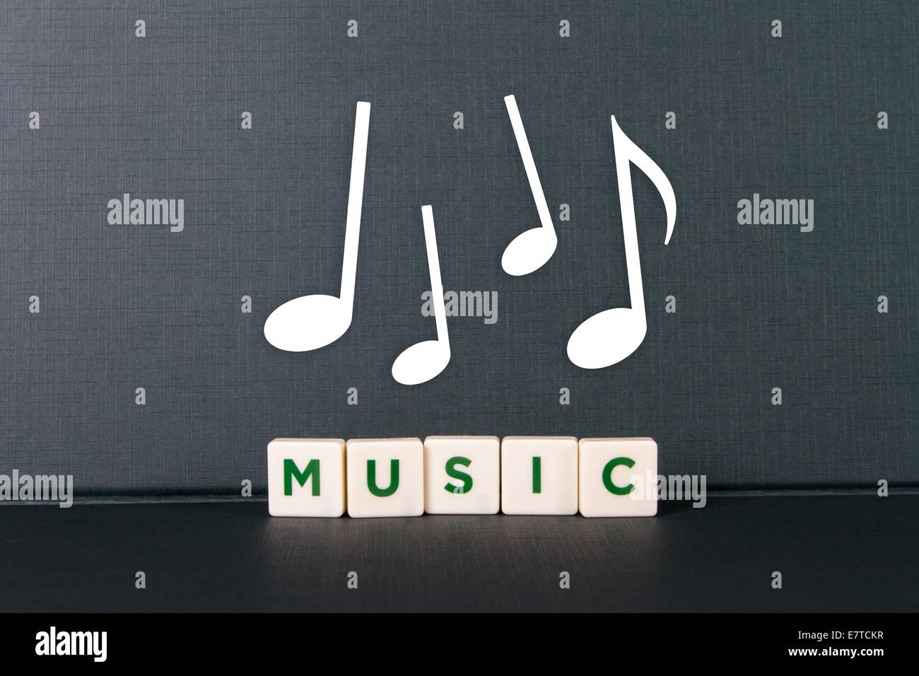 Music Notes Alphabet Stock Photos Music Notes Alphabet Stock