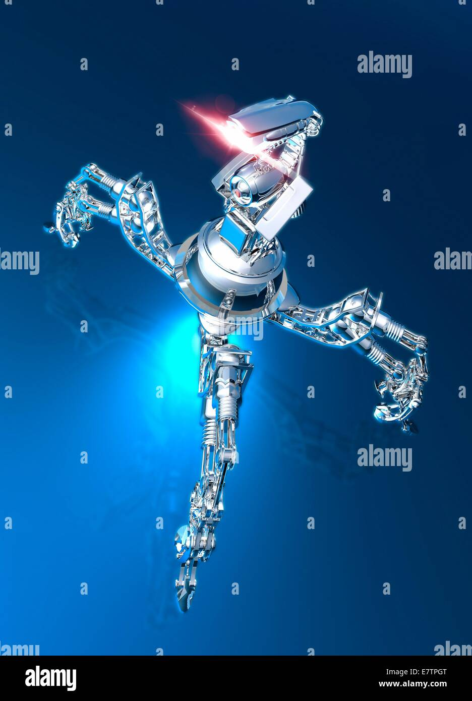 Nano Robot Stock Photos & Nano Robot Stock Images - Alamy