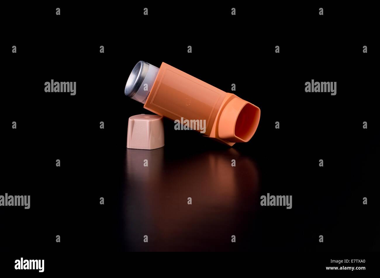 Inhaler - Stock Image
