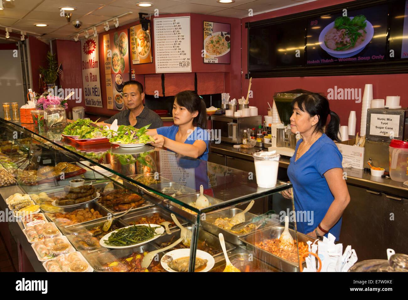 Asian californian cuisine