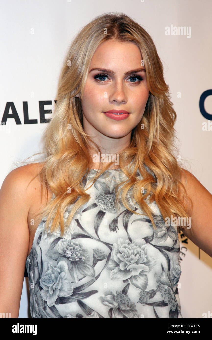 PaleyFEST 2014 The Originals  Featuring: Claire Holt Where: Los Angeles, California, United States When: 23 Mar Stock Photo
