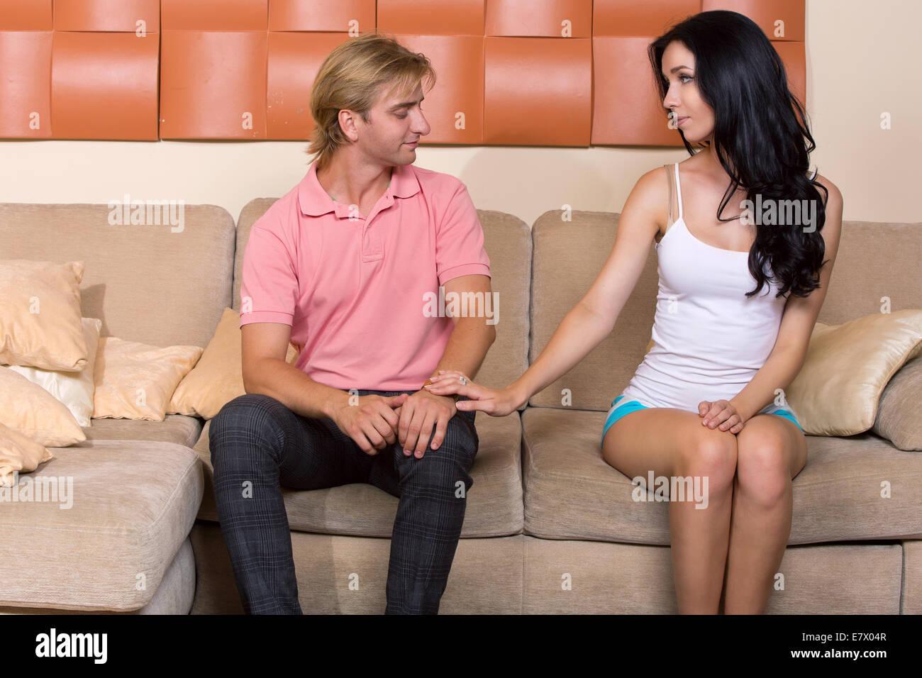 здесь сначала ссора а потом секс видео понял, что