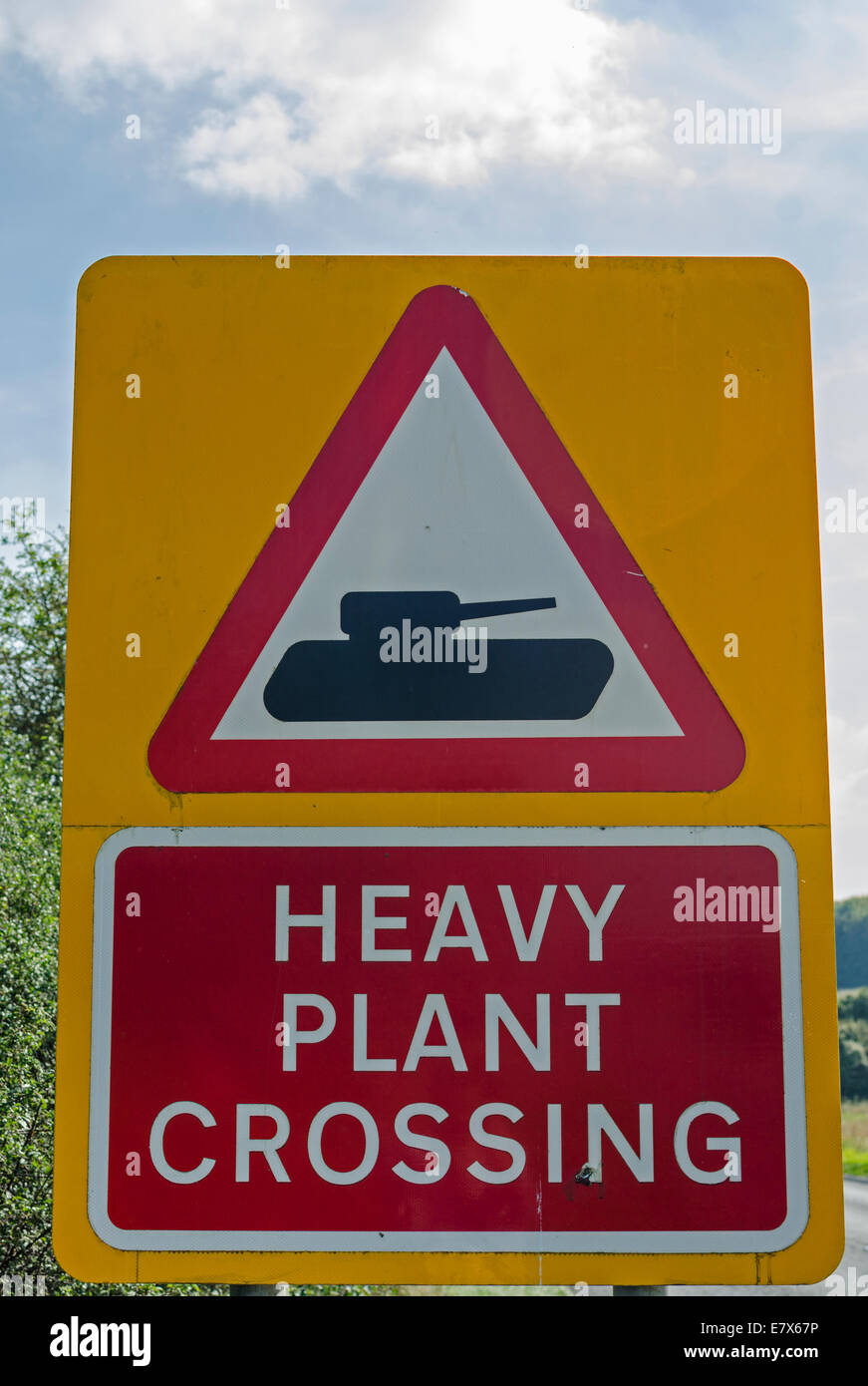 Tank Crossing Stock Photos & Tank Crossing Stock Images - Alamy