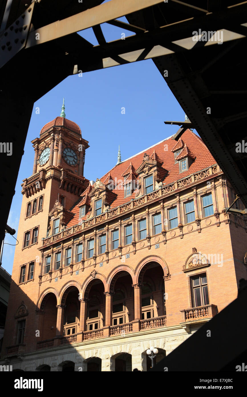 Main Street Station, a National Historic Landmark in Richmond, Virginia, USA - Stock Image