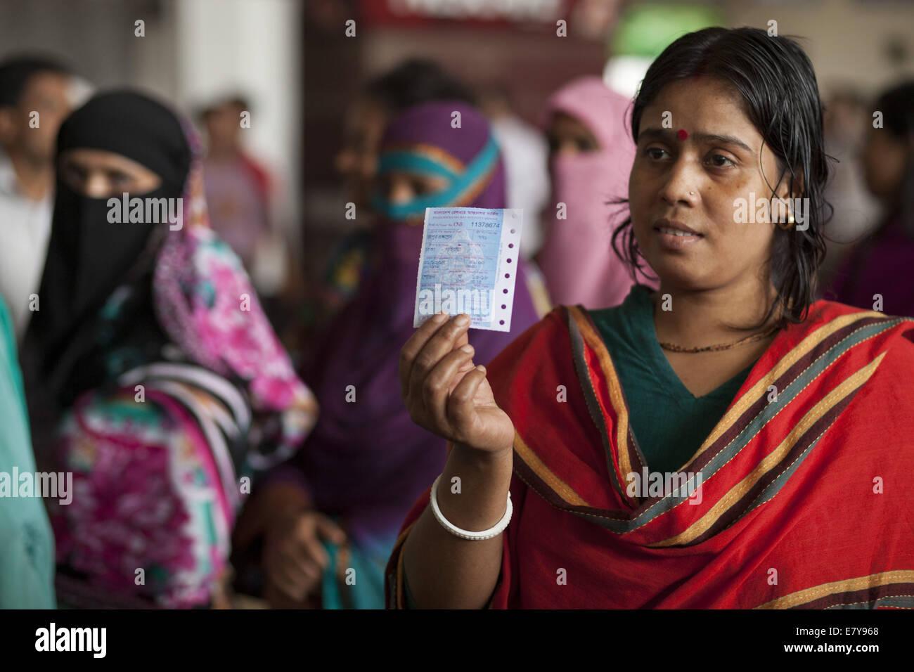 Bangladeshi hindu women