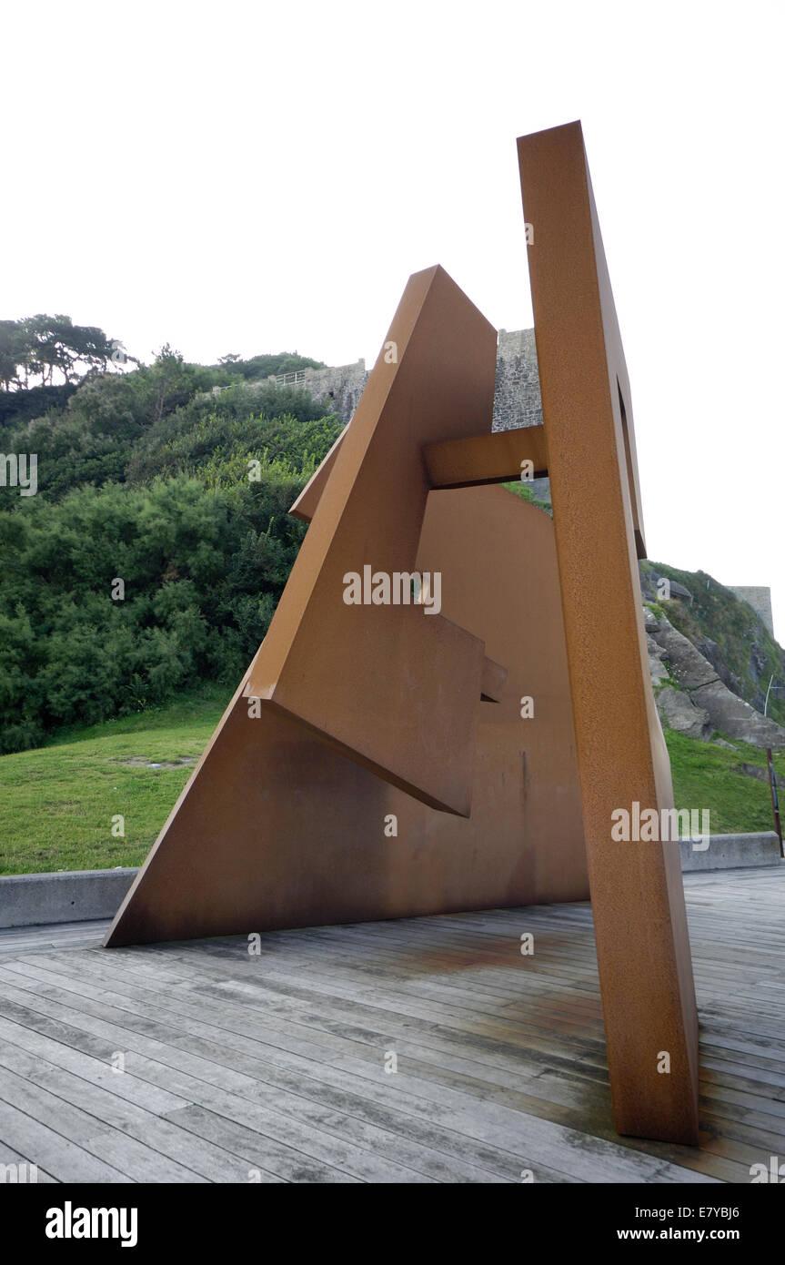sculpture - Stock Image